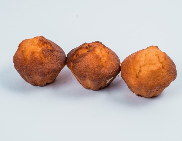 мафин абрикосовый